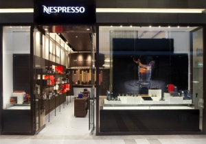 Nespresso boutique -